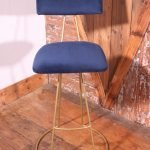 custom made barstool with back