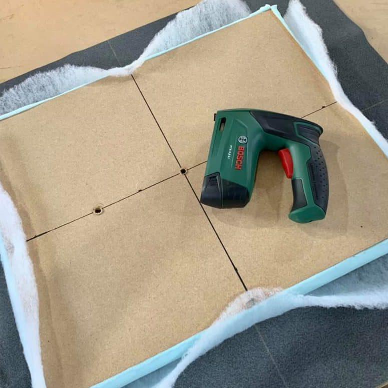 Workshop step 1