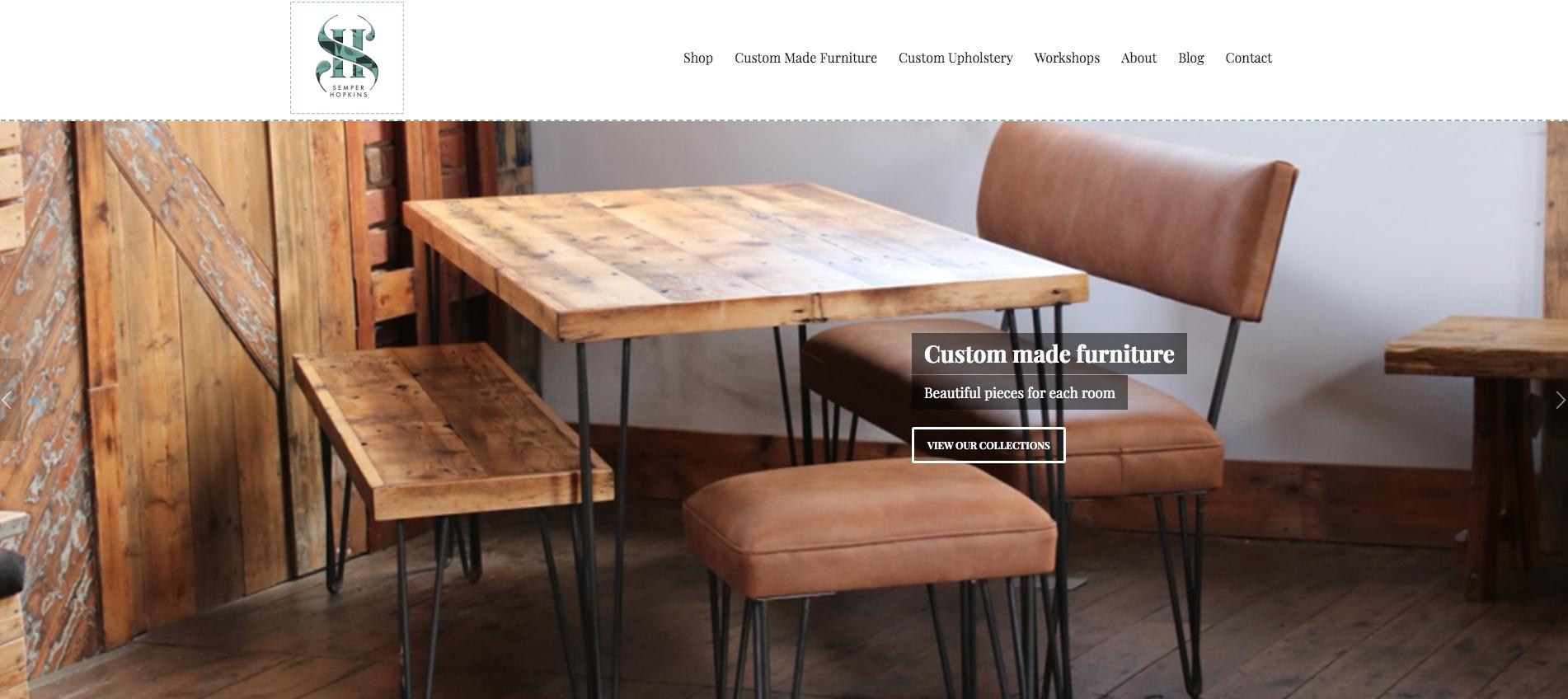 custom made furniture builder